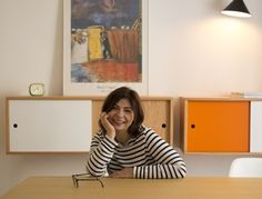KannDesign-Emmanuelle's parisian apartment