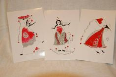 ArtCard by Jane Monica Tvedt