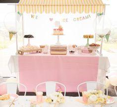 Pop Roc Parties Blog   Pippas Ice Cream Party Tables