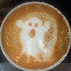 Halloween coffee!