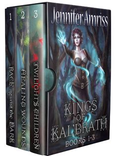 The #fantasy #romance #ebook Kings of Kal'brath boxed set is on #sale for only $0.99! Buy now at Amazon!