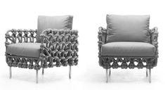 Cabaret Möbelkollektion Von Kenneth Cobonpue  Stilvolles Strick Design # Cabaret #cobonpue #design