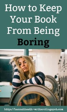How to Keep Your Book From Being Boring