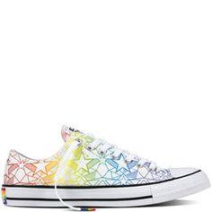 4f7e6d68935 Converse Chuck Taylor All Star Pride 2017 Pride Converse, Converse Shoes, Shoes  Sneakers,