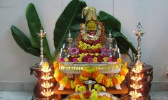 #VaralakshmiVratham For health, wealth and prosperity: http://www.thehansindia.com/posts/index/2014-08-08/Varalakshmi-Vratham-For-health-wealth-and-prosperity-104412