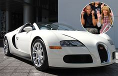 "Jay-Z and BeyonceBugatti Veyron Grand SportApproximate Base Price: $2 MillionWhat do you get the guy who has everything, or could at least buy it? For Jay-Z's 41st birthday in 2010, Beyonce presented her car enthusiast hubby with what ABC News called ""the most expensive car in the world"": a $2 million Bugatti Grand Sport, which instantly became the crown jewel of his pricey car collection."