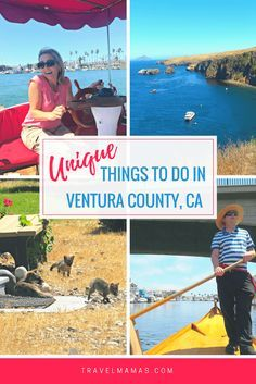 7 Unique Things to Do in Ventura County, California with Kids