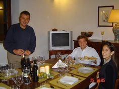 Private dinner with Giacomo Neri of Casanova di Neri