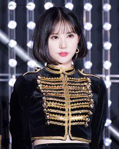 South Korean Girls, Korean Girl Groups, Galaxy Hair, Jung Eun Bi, Daily Pictures, G Friend, Japan Girl, Beautiful Asian Girls, Wearing Black