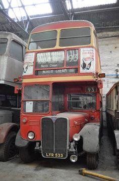 Richard Branson, Vintage London, Old London, Rt Bus, Routemaster, Bus Coach, London Bus, London Transport, Bus Conversion