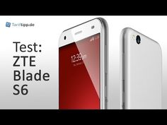 ZTE Blade S6 Hands on Testvideo | Handyfant