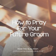Wondering how to pray for your future husband? Straight from Scripture, here are 5 ways to pray for him.