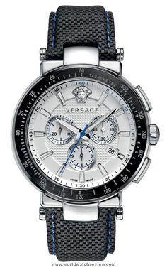 9d0cd6f9f92 Versace Mystique Sport Chronograph quartz Amazing Watches
