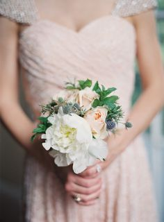 New Orleans French Quarter wedding designed with vintage chic details, and photographs by Catherine Guidry. Hipster Wedding, Blue Wedding, Dream Wedding, Wedding Flowers, Vintage Wedding Photos, Wedding Images, Wedding Trends, Wedding Styles, Wedding Ideas