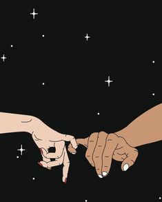 Little is a Lot. Interracial Art, Art Tumblr, Love Illustration, Love Wallpaper, Types Of Art, Love Art, Cute Wallpapers, Art Pictures, Just In Case