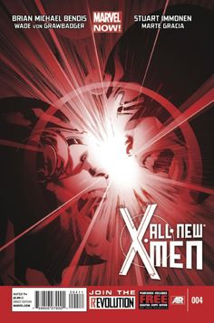 All-New X-Men #4 by Stuart Immonen // Click for an early review // #Xmen #comics #MarvelNOW