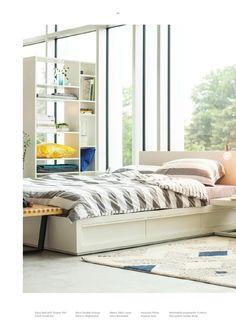 Klare Bed & Storage EQ3 Fall - Winter 2014 Catalogue