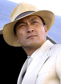 Ken Wantanabe ~ Memoirs Of A Geisha, The Chairman.  So Handsome In This Movie!