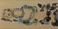 Viking Age, Iron Age, Vikings, Beads, History, Pictures, Textiles, Jewelry, Nature