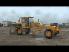 John Deere 570 Motor Grader