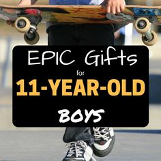 Totally EPIC Gift Ideas For 11 Year Old Boys 2018 Christmas Presents You HAVE TO SEE