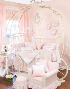 Cinderella's nursery...