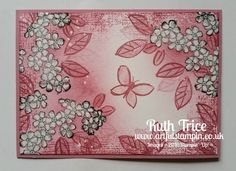 artful stampin up 2016-2018 in colours sweet sugarplum