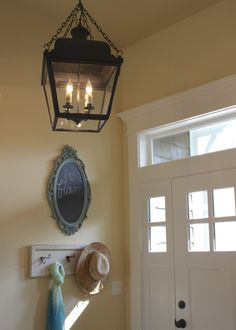 Gretl Crawford Homes Interior Design And Construction, Entry Lighting, Cottage Style Homes, Beautiful Mind, Bright Ideas, Sconces, Washington, Wall Lights, Sweet Home