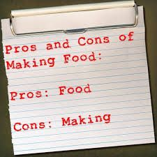 Pros and Cons of Making Food! Food To Make, Making Food, Stay Fit, Never Give Up, Bodybuilding, Humor, Lift Weights, Winter Beauty, Summer Winter