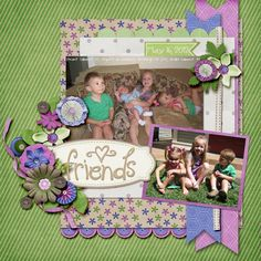 New Beginnings kit by Two Moose Designs. Available at Digital Scrapbooking Studio for $4.99.  #twomoosedesigns, #digitalscrapbooking