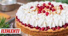 Kakkutaiteilija Emma Iivanainen rakastaa makeaa. Vaikka leivonnaiset ovat herkullisia, voivat ne olla myös helppoja. Sweet Tooth, Cheesecake, Sweets, Candy, Baking, Desserts, Food, Christmas, Ideas
