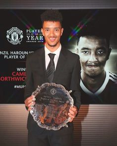 Cameron Borthwick-Jackson, Under 21 Player of the year 2015/16