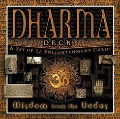 Dharma Deck: Wisdom from the Vedas by Shawn Laksmi