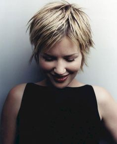 43 Awesome Messy Hairstyles for Short Hair