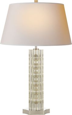 TRIBUNE TABLE LAMP