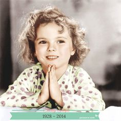 #RIP #ShirleyTemple