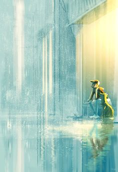-It's raining, it's pouring, the old man is snooooring.. I wish I could go back to sleep too!#pascalcampionart