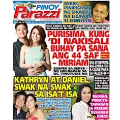 Pinoy Parazzi Vol 8 Issue 24 February 13 – 15, 2015 http://www.pinoyparazzi.com/pinoy-parazzi-vol-8-issue-24-february-13-15-2015/