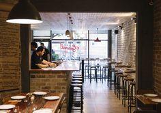 The General, Marrickville Rd Dulwich ill Australian Restaurant, Places To Eat, Sydney, Nom Nom, Concrete, Restaurants, Activities, Bar, Modern
