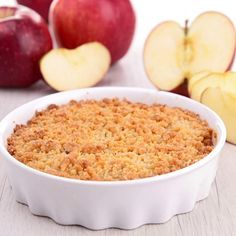 Duinkerken Foods is an Canadian family-owned gluten-free baking mix company focused on providing customers with delicious products that are easy to prepare. Apple Cranberry Crisp, Apple Crisp Easy, Apple Crumble Recipe, Pie Crumble, Apple Pie, Celiac Recipes, Gluten Free Baking, Cobbler, Love Food