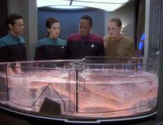Post 280- The Star Trek Workout: A Man Alone