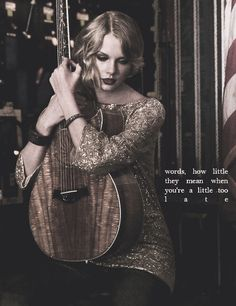 Taylor Swift: Sad Beautiful Tragic