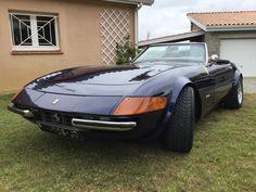 Cool Cars, Ferrari, Classic Cars, Vehicles, Vintage Classic Cars, Car, Classic Trucks, Vehicle, Tools