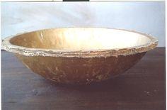 Bowl, textile 40x12 cm