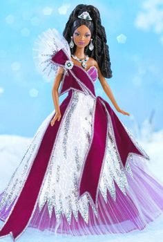 Barbie 2005: Holiday Barbie