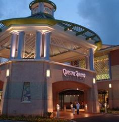 Shopping at Coastal Grand Mall -- over 100 stores including Dillards, Belks, Sears, and JC Penny!