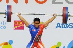 El dominicano Luis García Brito dominó el Grupo B de hasta 56 kilos