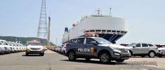 En noviembre el Hyundai Santa Fe se hará Policía para Perú