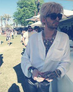 Bill Kaulitz Instagram 905 [17.04.2016] -  ~ Ŧoкio нoŦεℓ αℓiεηs sραiη