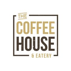 Logo for The Coffee House & Eatery by Lucia Sancho